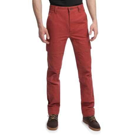 Smith & Wesson Range Pants - Cotton Canvas (For Men) in Heat