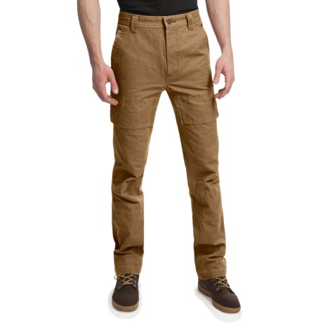Smith & Wesson Range Pants - Cotton Canvas (For Men) in Lager