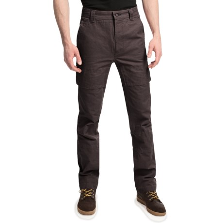 Smith & Wesson Range Pants - Cotton Canvas (For Men) in Walnut