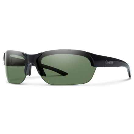 Smith Envoy ChromaPop® Sunglasses - Polarized in Black/Gray - Closeouts
