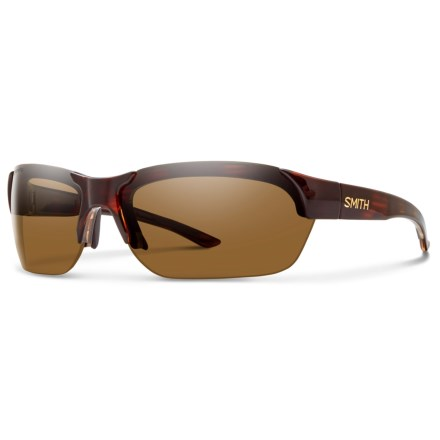 f1cbd9408b Smith Envoy ChromaPop® Sunglasses - Polarized in Tortoise Brown - Closeouts