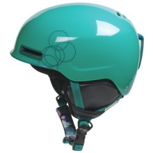 Smith Optics Allure Jr. Snowsport Helmet (For Youth Girls) in Teal Night Out - Closeouts