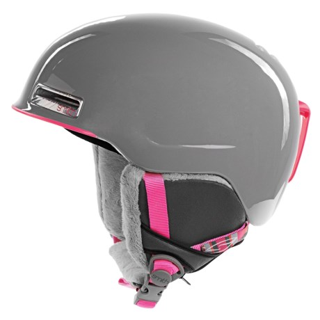 Smith Optics Allure Snowsport Helmet (For Women) in Forest Grey Stereo