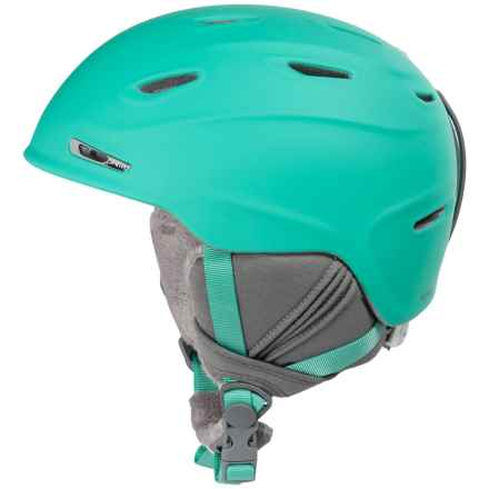 Smith Optics Arrival Snowsport Helmet in Matte Opal - Closeouts