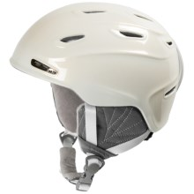 Smith Optics Arrival Snowsport Helmet in White Gold - Closeouts