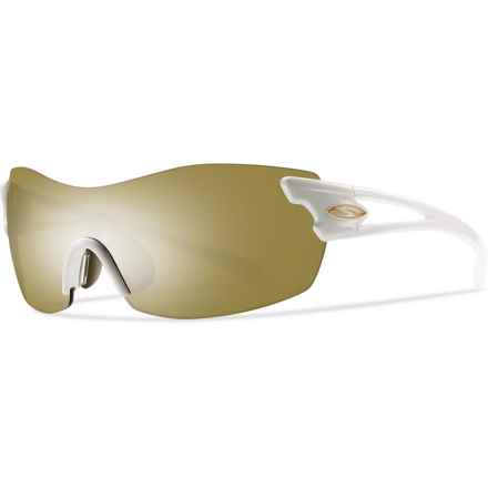 Smith Optics Asana PivLock Sunglasses - Extra Lenses (For Women) in Pearl/Bronze Mirror - Closeouts