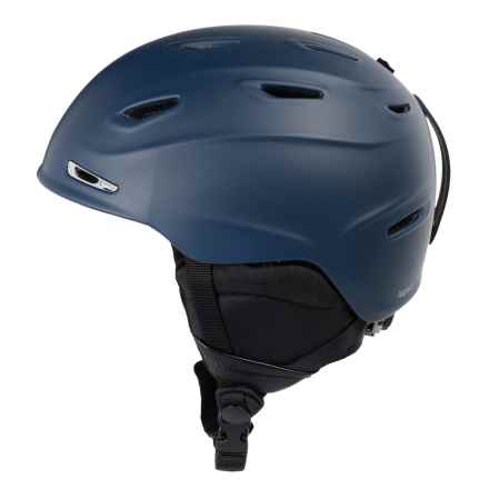 Smith Optics Aspect Snowsport Helmet in Matte Navy - Closeouts
