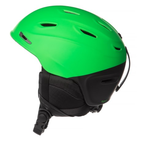 Smith Optics Aspect Snowsport Helmet in Matte Reactor/ Black