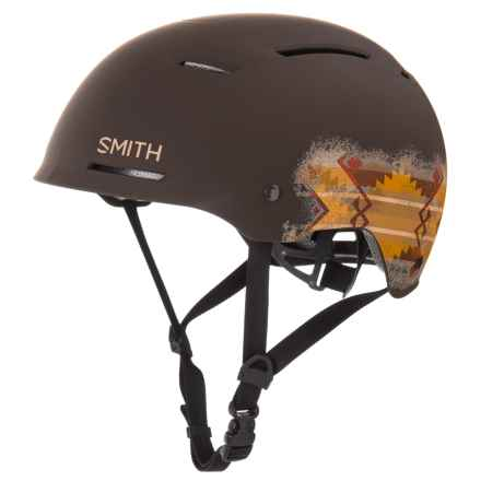 Smith Optics Axle Bike Helmet in Matte Root/Lasso - Closeouts