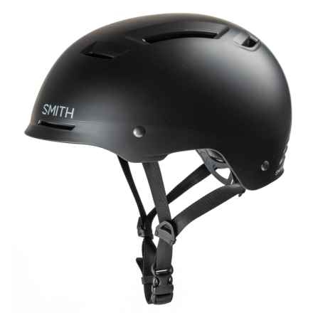 Smith Optics Axle Bike Helmet - MIPS in Matte Black - Closeouts