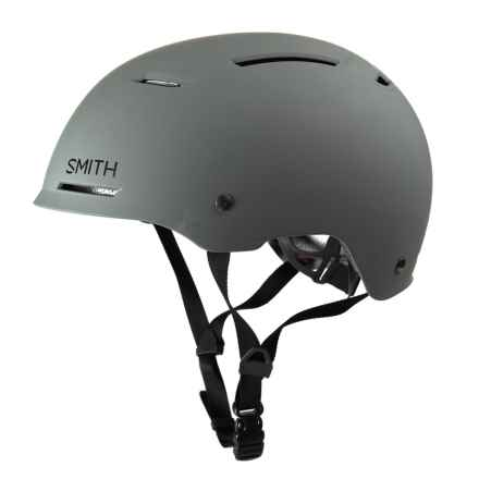 Smith Optics Axle Bike Helmet - MIPS in Matte Cement - Closeouts