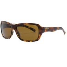 Smith Optics Brooklyn Sunglasses - Polarized (For Women) in Vintage Tortise/Brown - Closeouts