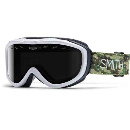 Smith Optics Cadence Ski Goggles (For Women) in Dot Camo/Blackout - Closeouts
