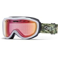 Smith Optics Cadence Ski Goggles (For Women) in Dot Camo/Red Sensor - Closeouts