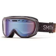 Smith Optics Cadence Ski Goggles (For Women) in Uncaged/Blue Sensor - Closeouts