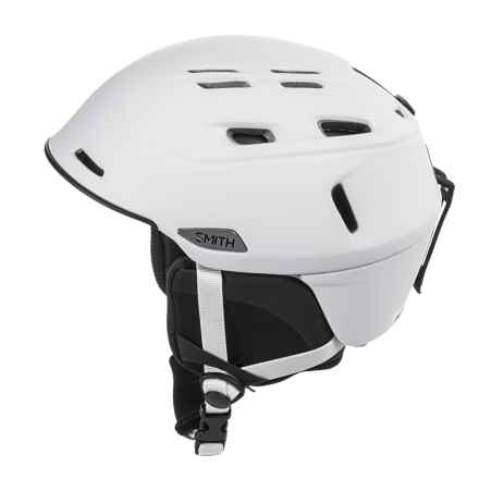 Smith Optics Camber Ski Helmet - Asia Fit in Matte White - Closeouts