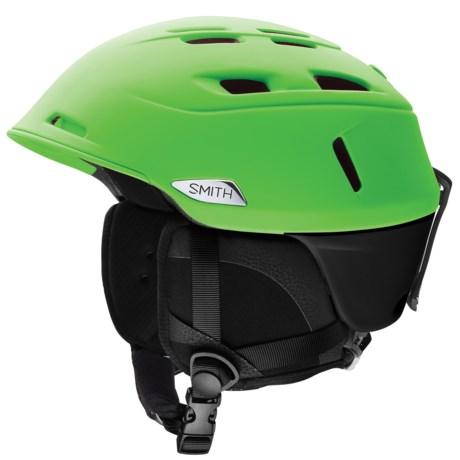 Smith Optics Camber Ski Helmet - MIPS (For Men) in Reactor/Black