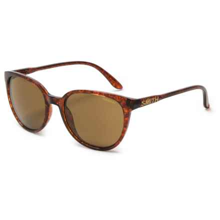 Smith Optics Cheetah Sunglasses (For Women) in Havana/Brown - Closeouts