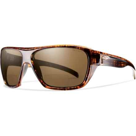 Smith Optics Chief Reader Sunglasses - Polarized, Bi-Focal in Linen/Polar Brown - Closeouts