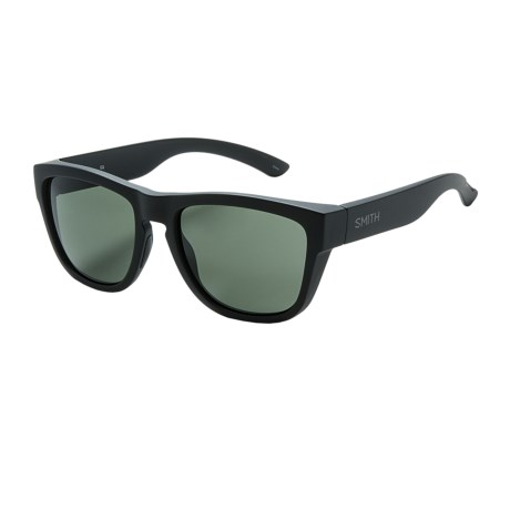 Smith Optics Clark Sunglasses Carbonic Lenses