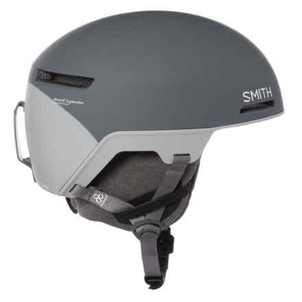 Smith Optics Code Ski Helmet - Asian Fit, MIPS in Matte Thunder Grey Split - Closeouts