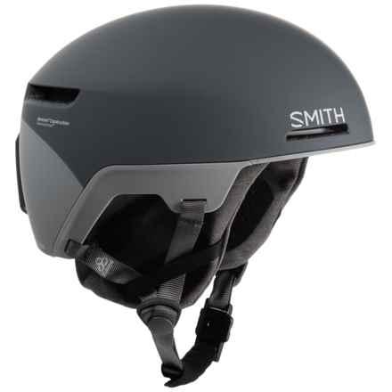 Smith Optics Code Ski Helmet - MIPS in Matte Thunder Gray Split - Closeouts
