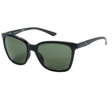 Smith Optics Colette Sunglasses - Polarized ChromaPop Lenses (For Women) in Black/Gray Green - Closeouts