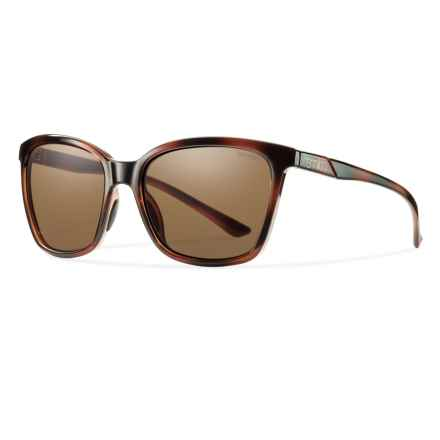 Smith Optics Colette Sunglasses - Polarized (For Women) in Tortoise/Brown - Closeouts