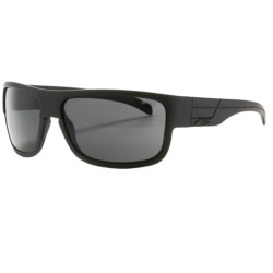 Smith Optics Collective Sunglasses in Impossibly Black/Blackout