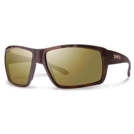 Smith Optics Colson Sunglasses - Polarized ChromaPop Lenses in Matte Tortoise/Bronze - Closeouts