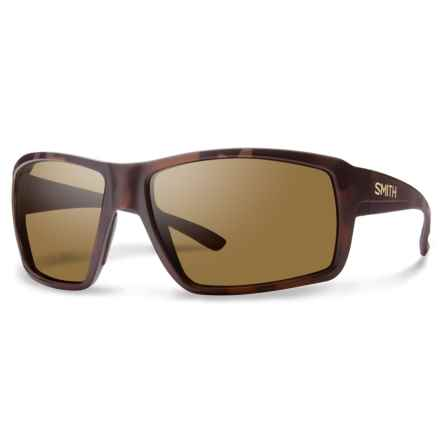 Smith Optics Colson Sunglasses - Polarized ChromaPop Lenses in Matte Tortoise/Brown - Closeouts