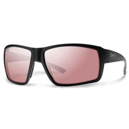 Smith Optics Colson Sunglasses - Polarized, Polarchromic Ignitor ChromaPop® Lenses in Matte Black - Overstock