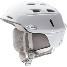 Smith Optics Compass Ski Helmet (For Women) in White - Closeouts