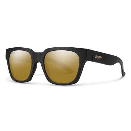 Smith Optics Comstock ChromaPop® Sunglasses - Polarized in David Luiz/Bronze - Closeouts
