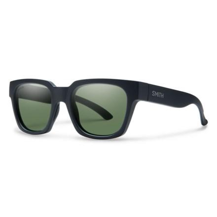 91f0c99d5404 Smith Optics Comstock Sunglasses - Polarized ChromaPop® Lenses (For Men) in  Matte Black