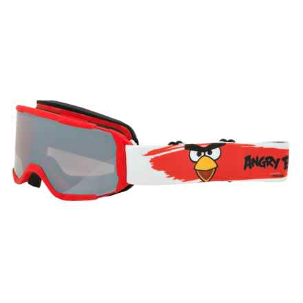 Smith Optics Daredevil Ski Goggles (For Little and Big Kids) in Red Angry Birds 1/Ignitor - Closeouts