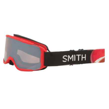Smith Optics Daredevil Ski Goggles (For Little and Big Kids) in Red Angry Birds 2/Ignitor - Closeouts