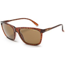 Smith Optics Delano Sunglasses in Vintage Havana/Brown - Closeouts