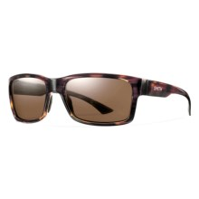 Smith Optics Dolen Sunglasses - Polarized, ChromaPop Lenses in Havana/Brown - Closeouts