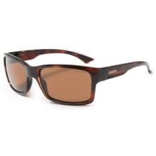 Smith Optics Dolen Sunglasses - Polarized ChromaPop+ Lenses in Havana/Brown - Closeouts