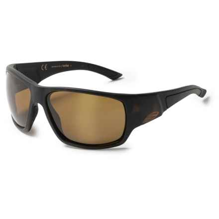 Smith Optics Dragstrip Sunglasses - Polarized ChromaPop Lenses in Matte Tortoise/Brown - Closeouts