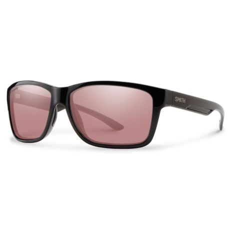 Smith Optics Drake ChromaPop® Sunglasses - Polarized, Photochromic in Black/Ignitor