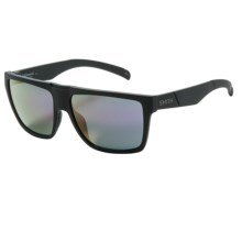 Smith Optics Edgewood Sunglasses - Carbonic Lenses in Matte Black/Purple Sol-X - Closeouts