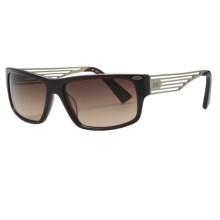 Smith Optics Editor Sunglasses in Matte Burgandy/Brown Gradient - Closeouts