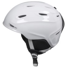 Smith Optics Elevate Ski Helmet in Tsa White - Closeouts
