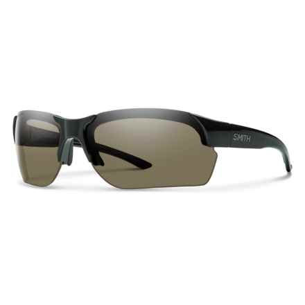 Smith Optics Envoy Max Sunglasses - ChromaPop® Polarized Lenses in Gray/Green - Closeouts