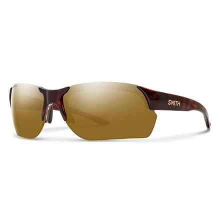 Smith Optics Envoy Max Sunglasses - ChromaPop® Polarized Lenses in Tortoise/Bronze - Closeouts
