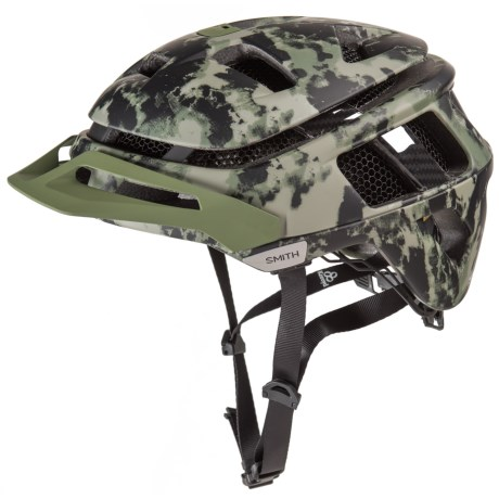 Smith Optics Forefront Mountain Bike Helmet - MIPS in Matte Olive Unexpected