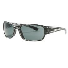 Smith Optics Forum Sunglasses - Polarized (For Men and Women) in Black Stripe/Polar Grey - Closeouts