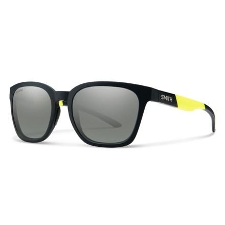 29115be78d14 Smith Optics Founder Sunglasses - ChromaPop® Lenses (For Women) in Matte  Black Acid